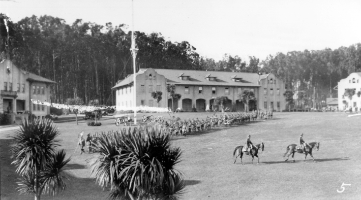 Historic Parade Ground