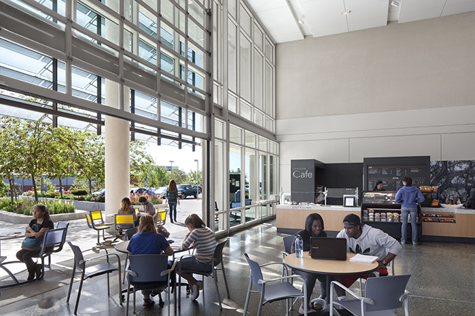 the lantern a modern caf 233 for modern students tef design