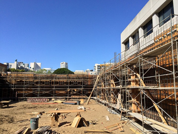 BGCSF Construction Site