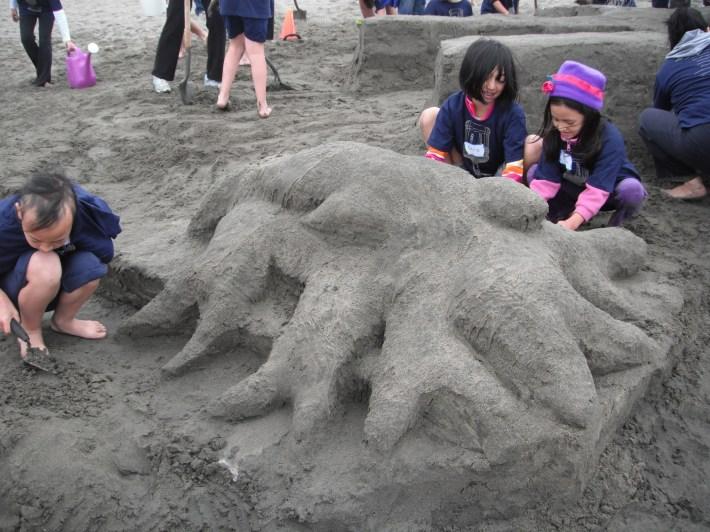 Sandcastle 1